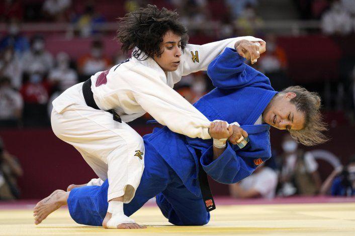 Argentina Pareto se retira del judo: Dejé la última gota