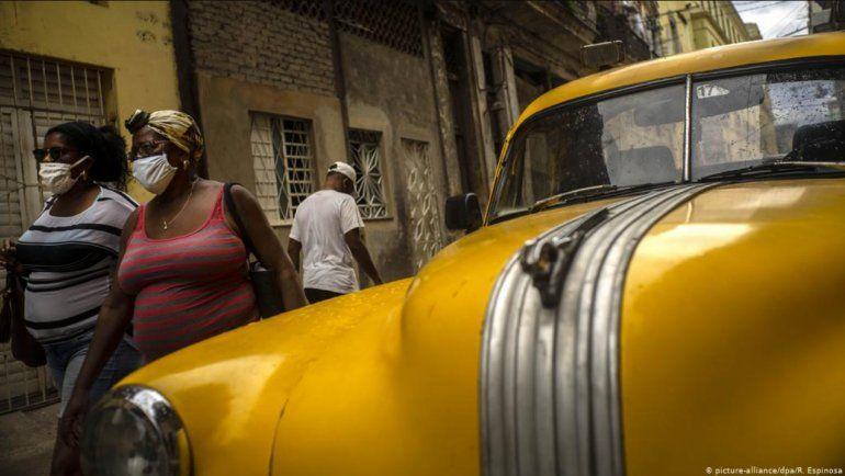 Cifra récord de casos activos de COVID-19 en Cuba