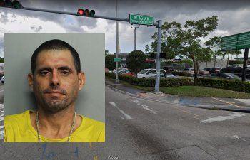 Tras las rejas cubano de Miami por robar un auto en Hialeah