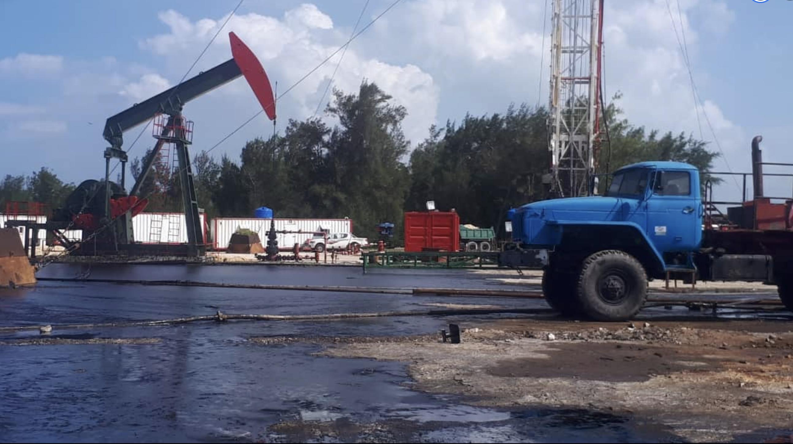 Derrame de gas y petróleo en la costa de Cuba: el Gobierno dice que está controlado