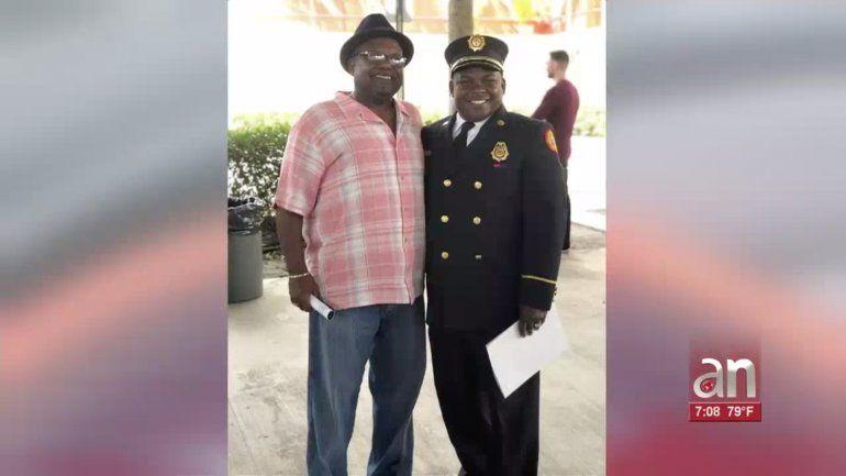 Teniente de los bomberos de Miami-Dade lucha contra el coronavirus