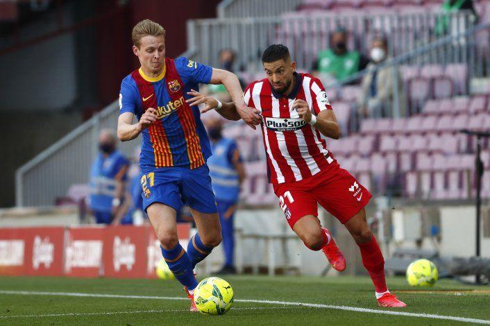 Levante-Barcelona abren antepenúltima fecha de liga española