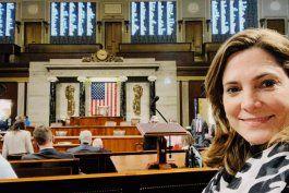 la congresista maria elvira inicia freedom force como contrapeso al squad, el ala mas progresista del partido democrata