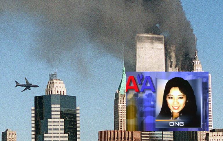 11 de septiembre: la escalofriante llamada de la azafata Betty Ong desde el primer avión que se estrelló contra las Torres Gemelas