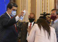 conflicto politico complica llegada de vacunas a venezuela
