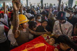 brutal represion en myanmar podria empeorar