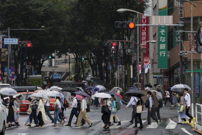Tormenta Nepartak causa vientos y lluvias en norte de Japón