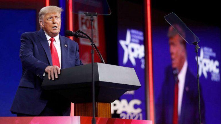 Reaparece Trump: ¿Ya me extrañan?