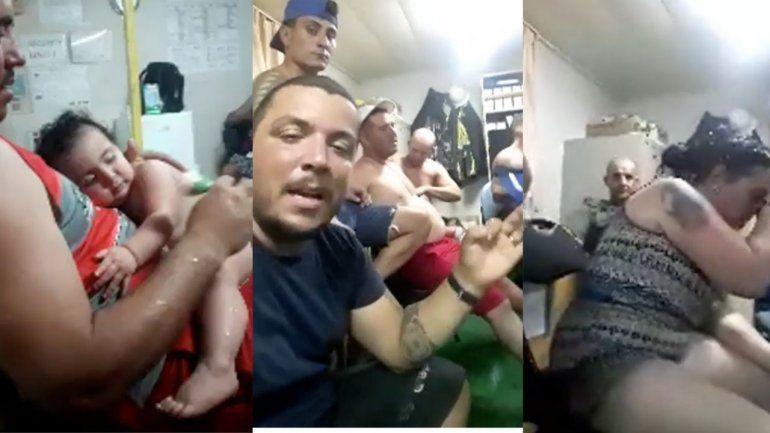 Arrestan al líder de los cubanos atrincherados en Islas Caimán, pierde la custodia de su bebé
