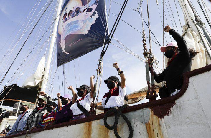 México conmemora rebelión indígena con disculpas