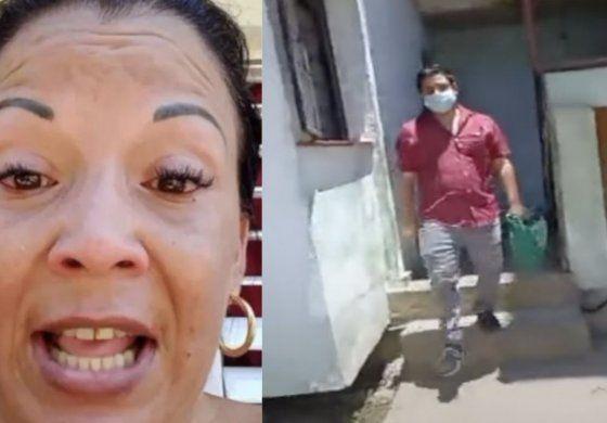 La policía cita a activista agredida por Humberto López, vocero del régimen cubano