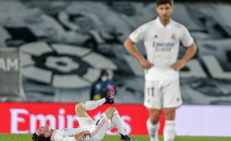 Real Madrid empata 2-2 con Sevilla, el Atlético sigue líder