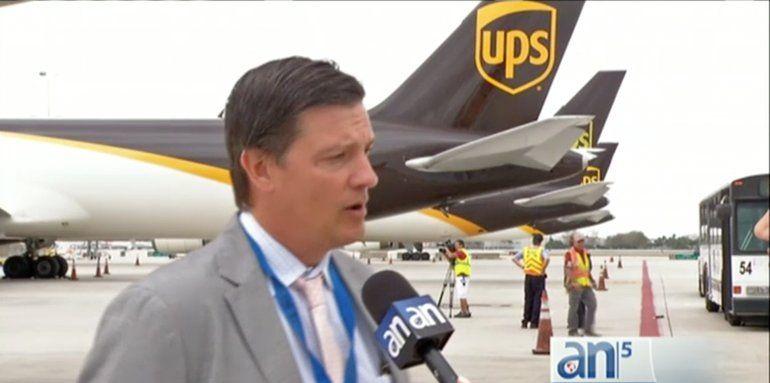 Nuevo sistema de operaciones en el aeropuerto de Miami ayuda a los pilotos a recibir información de vuelos fácilmente