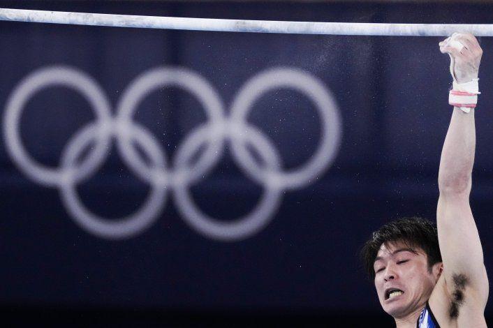 Larga vida al Rey: Uchimura se despide de los Juegos