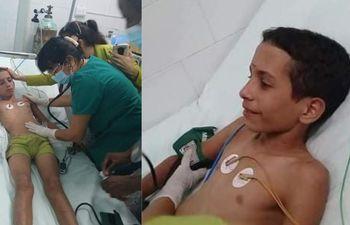 Encuentran al niño desaparecido en Pinar del Río luego de pasadas 48 horas