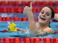 australiana mckeown impone record olimpico en 100 dorso