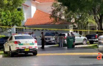Hombre residente en Kendall detenido acusado de asesinar a su propio hijo