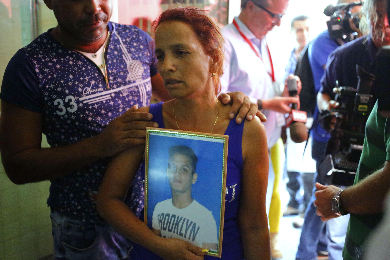Historia de algunas víctimas del avionazo en Cuba