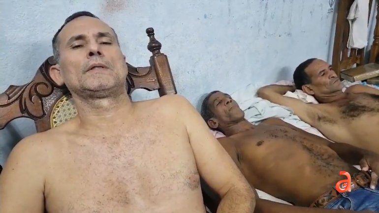 Activistas de UNPACU cumplen 20 días en huelga de hambre