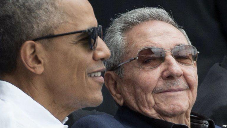 Nuevas medidas de Obama benefician a Gobierno de Raúl Castro