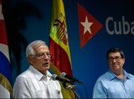 cancilleres de la ue se reunen para analizar crisis cubana