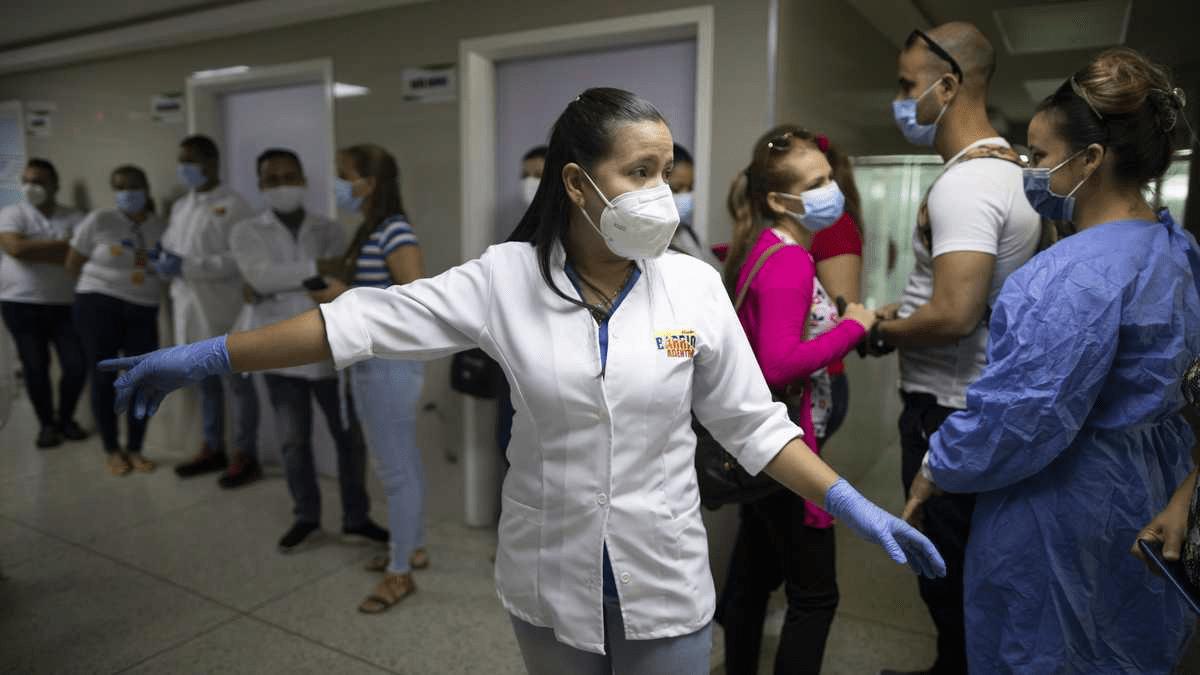 julio castro: «puede que estemos en el inicio de la tercera ola de covid-19 en venezuela»