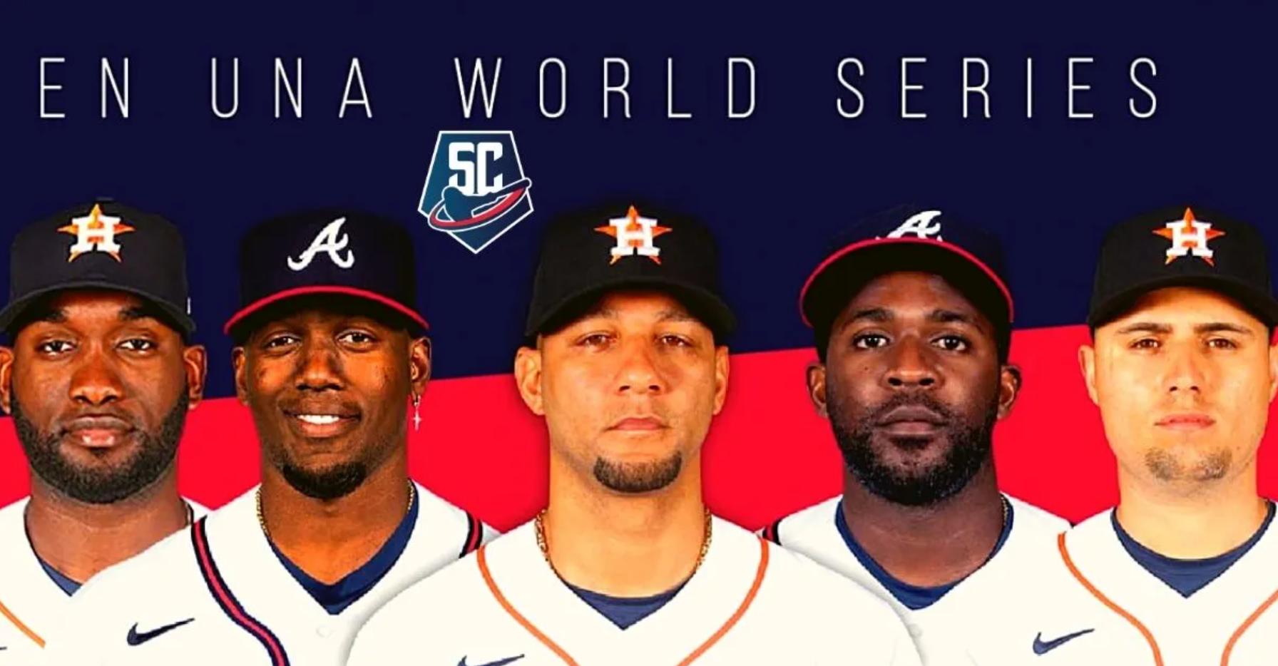 Bravos y Astros a Serie Mundial inédita