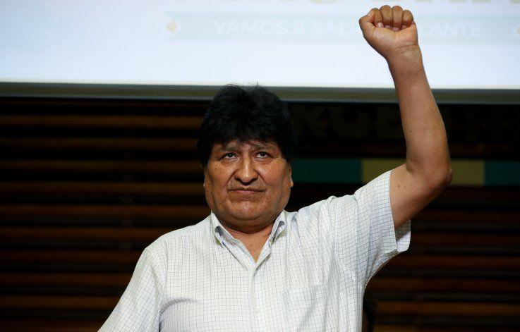Evo Morales regresará a Bolivia, pide respeto a Washington