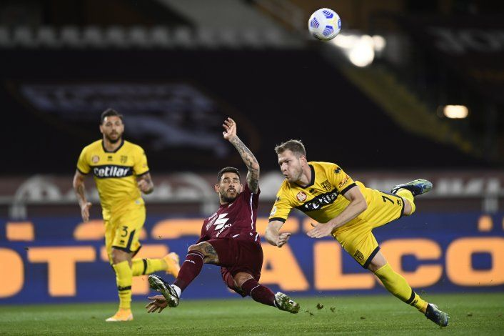 Parma desciende de la Serie A tras perder 1-0 contra Torino