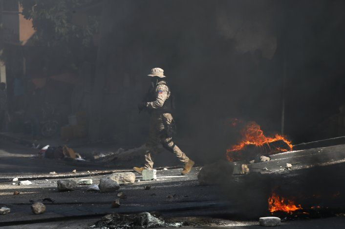 Pesquisas del asesinato en Haití miran hacia firma de Miami