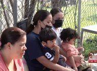 incendio en un apartamento de miami deja a una madre y sus cuatro hijos sin hogar