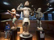 francia devolvera piezas de arte a africa