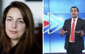 Tania Bruguera presenta acusación contra Humberto López