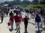 colombia y venezuela negocian una reapertura parcial de la frontera