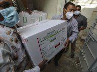india arranca campana de vacunacion contra el coronavirus
