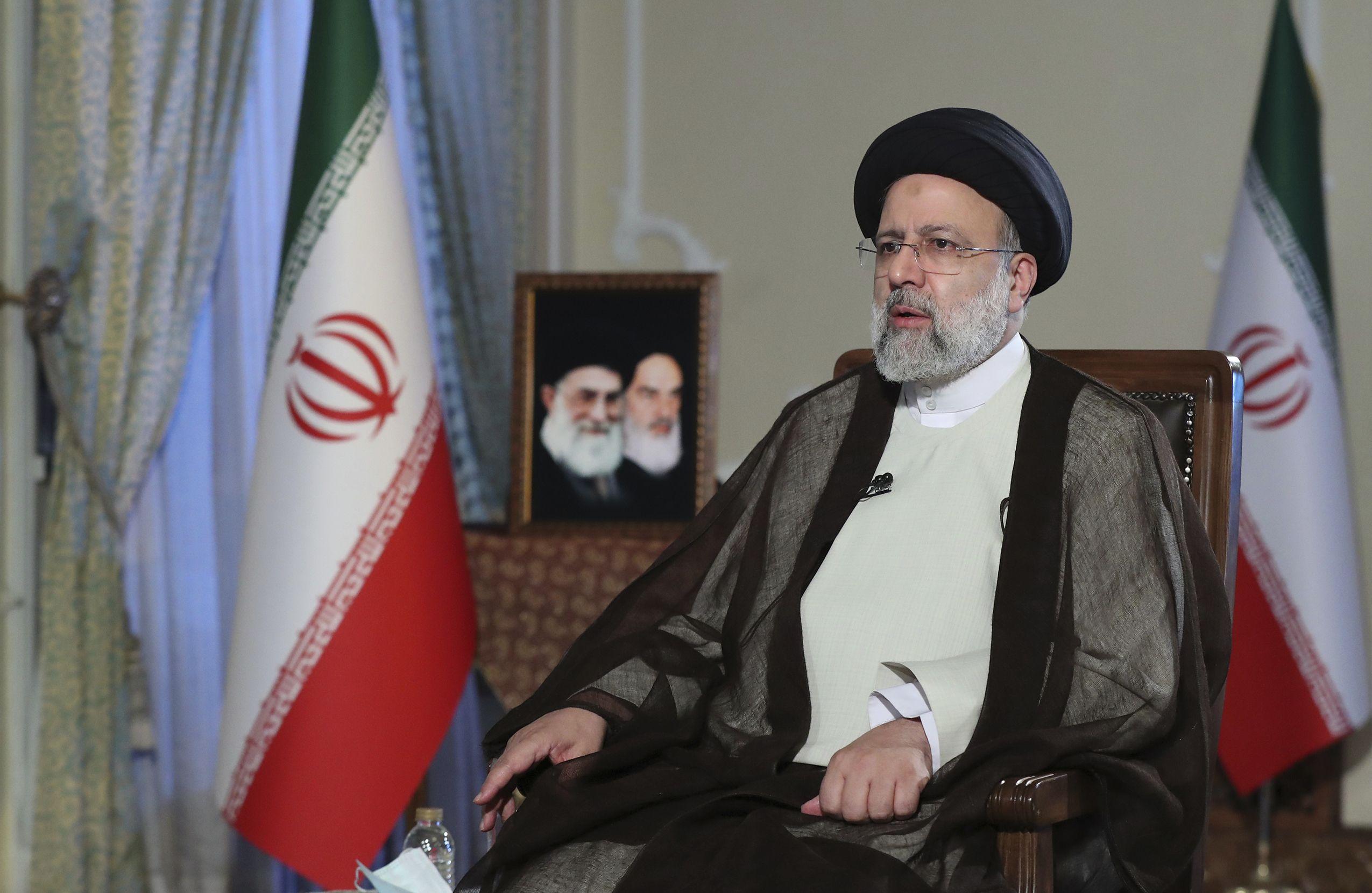 iran: eeuu debe quitar sancion para probar que quiere hablar