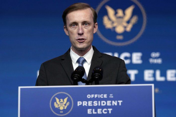El asesor de Seguridad Nacional de EEUU