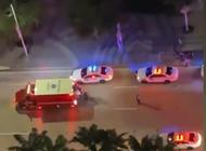 tiroteo en el downtown de miami dejo a un muerto y un herido