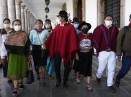 gobierno e indigenas de ecuador buscan acercamiento