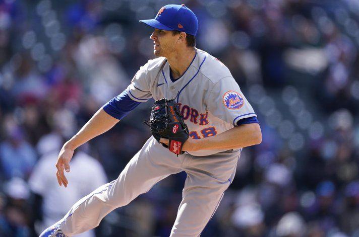 DeGrom receta 9 ponches seguidos; Mets superan a Rockies