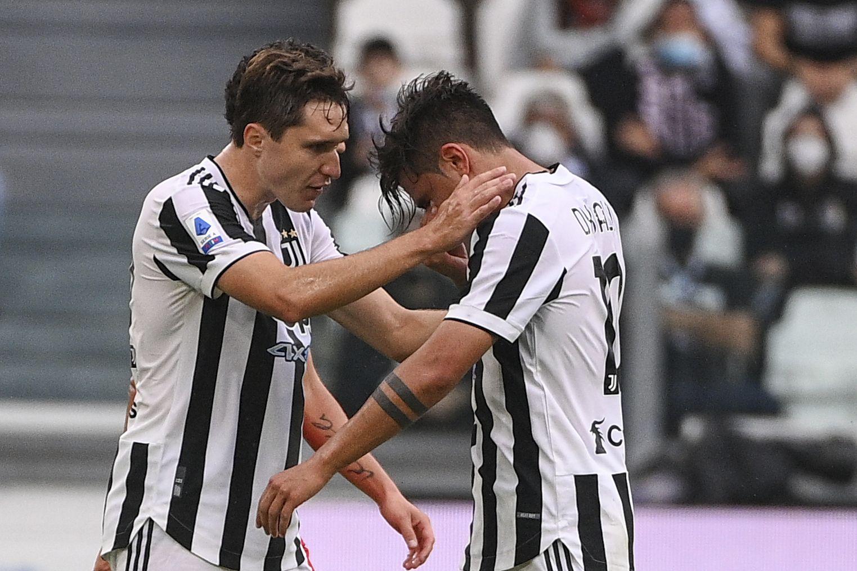 dybala sale por lesion y juventus supera 3-2 a sampdoria