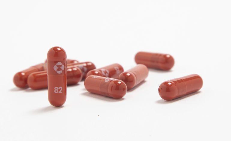 Merck pide a Unión Europea aprobar píldora para tratar COVID