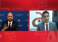 entrevista exclusiva: asesor de seguridad nacional de biden dice que no hablaran con el regimen