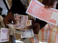 el dolar sigue disparandose en cuba. solo en las ultimas dos semanas ya subio de 60 a 70 pesos cubanos