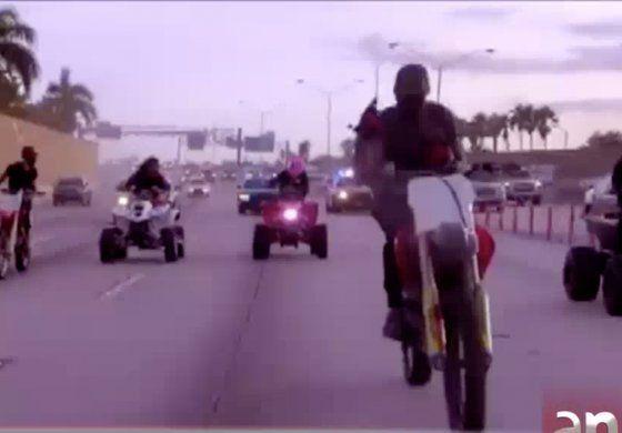 La policía de la ciudad de Miami se prepara para el fin de semana de Martin Luther King