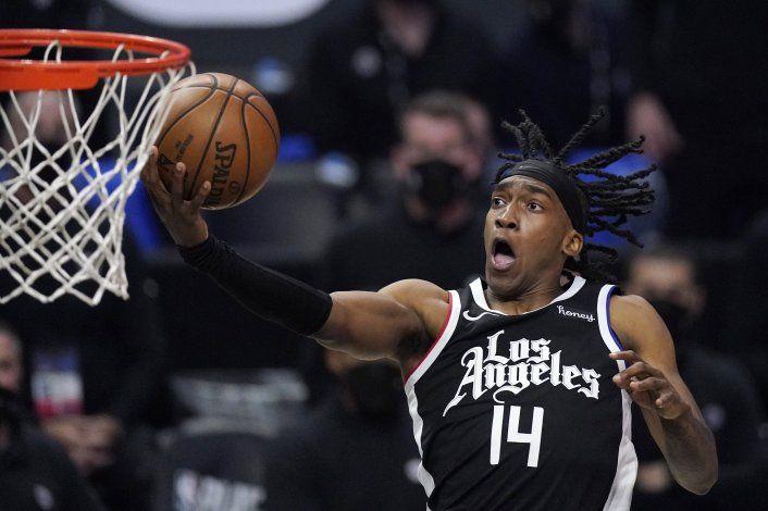 Clippers eliminan a Jazz en playoffs de NBA, Mann anota 39