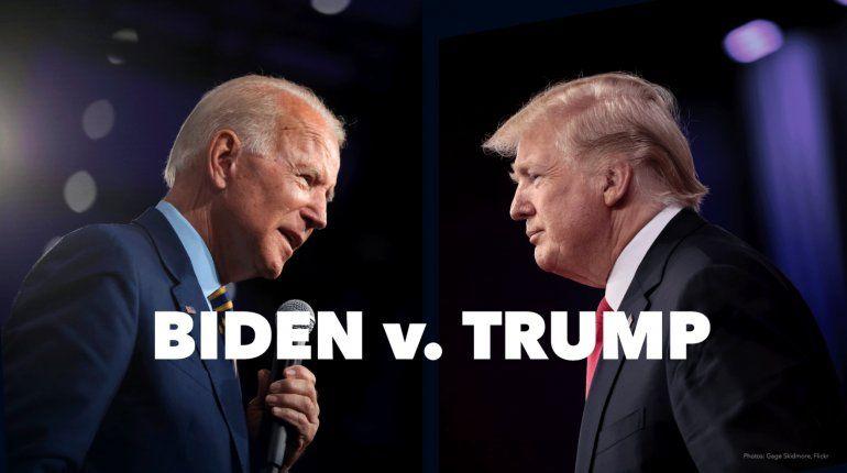 Biden y Trump siguen en la batalla por el voto en Florida