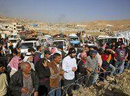 amnistia: refugiados sirios sufren abusos a su regreso