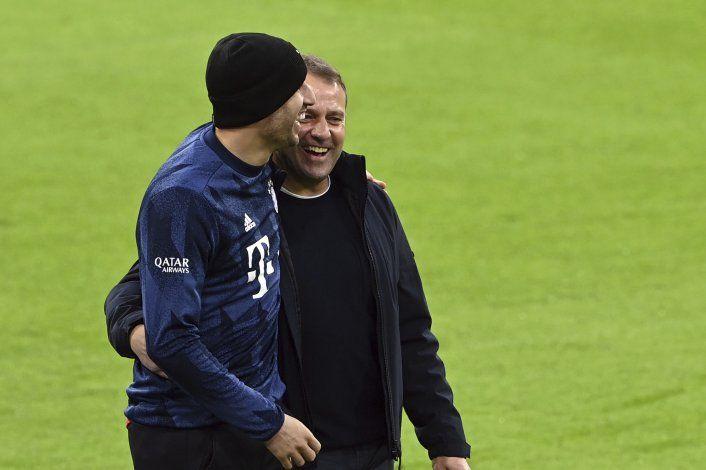 Javi Martínez se va del Bayern Múnich tras 9 años