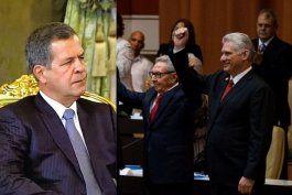 ¿quien estara en el poder en cuba: raul castro, diaz-canel o lopez-callejas?